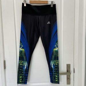 Adidas techfit leggings size small